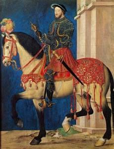 François 1er par Clouet